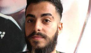 #beard #barbershop #colorbeard